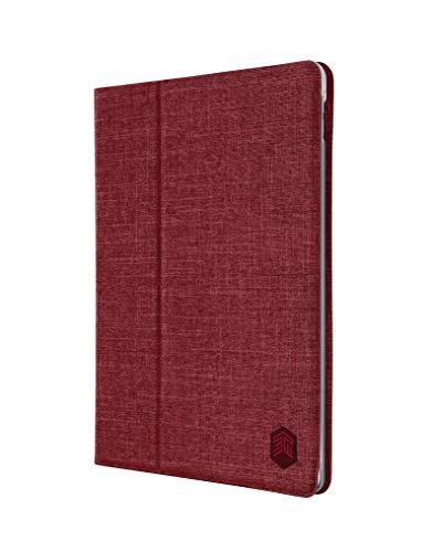 STM Atlas Case for Apple iPad 5th Gen 9.7, iPad 6th Gen 9.7, iPad Pro 9.7, iPad Air 1, iPad Air 2 - Dark Red (stm-222-166JW-03)