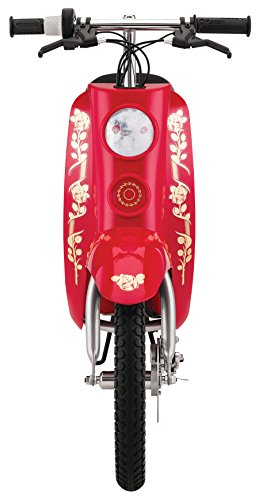 Razor Pocket Mod Bellezza Euro-Style Electric Scooter for Ages 14+, Up to 70 Minutes Ride Time, 16' Pneumatic Tires, Vintage-Inspired 36V Ride-On