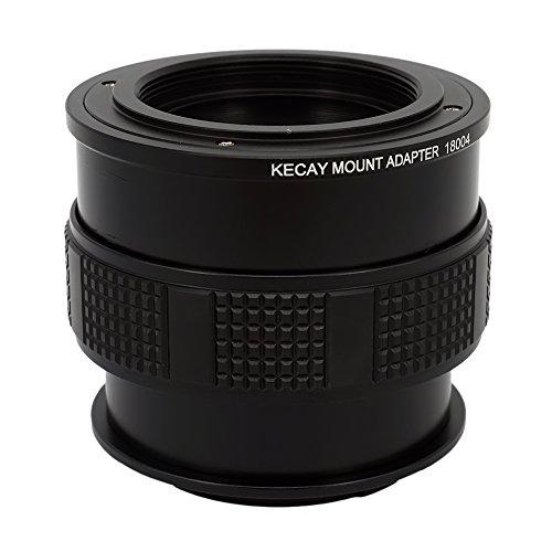 KECAY Macro Focusing Helicoid, Lente Adattatore Anello Per M42 / 42mm Screw Mount Obiettivo A Sony NEX E-mount Mirrorless Camera