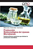 Producción Biotecnológica de Lipasas Microbianas