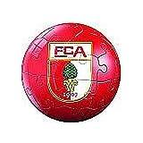 Windworks Ravensburger 5 cm Puzzleball 27 Teile Fußball Bundesliga mit Vereinslogo (FC Augsburg)