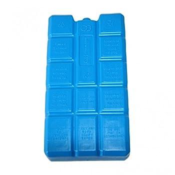 ToCi Lot de 2 blocs réfrigérants XXL pour sac isotherme ou glacière de 750ml chacun 4 Stück