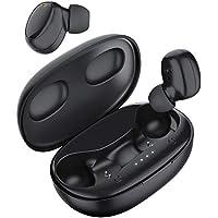 Falwedi Waterproof TWS Bluetooth 5.0 True Earbuds with Charging Case