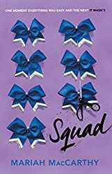 Squad, Mariah McCarthy, tbr, to be read, the book rat, booktube, book blog