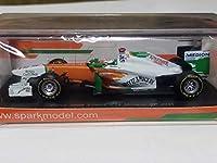 1/43 スパーク SPARK フォース インディア VJM04 2011 モナコGP No.14 A.Sutil