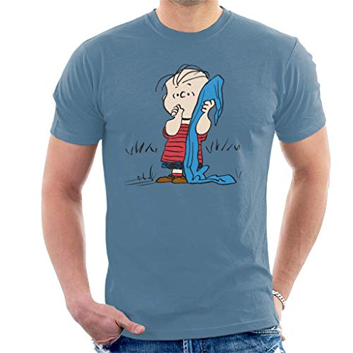 Peanuts Linus Van Pelt Men's T-Shirt
