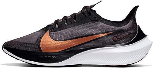 Nike Da Donna Zoom Gravity Da Donna Bq3203-004, nero (Frassino nero/metallizzato rame-bordeaux), 40 EU