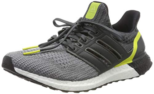 adidas Ultraboost M, Zapatillas de Running para Hombre, Gris (Grey Three F17/Grey Six/Core Black Grey Three F17/Grey Six/Core Black), 43 1/3 EU