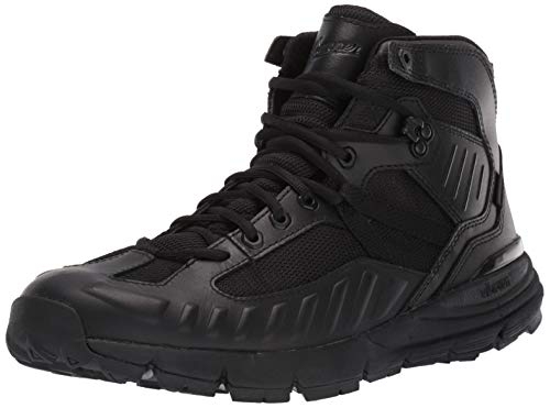 Danner mens Fullbore Military and Tactical Boot, Black, 10.5 US