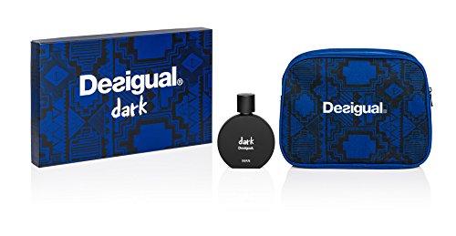Desigual Parfum 07-0314006 Coffret Dark Ross 100 ml + Trousse