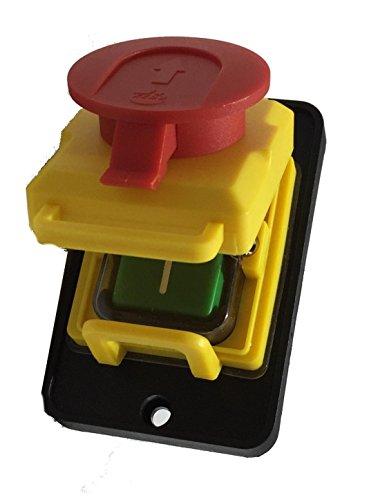Interruptor de seguridad kedu KJD 12–14