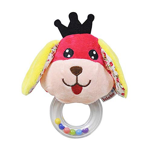Little Fairy Fang Bébé Hochet Peluche Bébé Hochet Jouet 0-3 Ans Peluche Main Hochet Forme Animale First-Rate