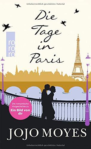 Buchseite und Rezensionen zu 'Die Tage in Paris' von Jojo Moyes