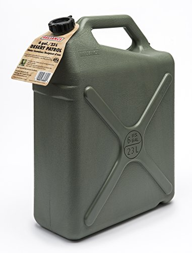Reliance Products Desert Patrol 6 Gallon Rigid Water Container