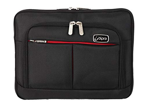 BIPRA 10.2 Inch Laptop/Netbook/Tablet Bag Black Suitable for 10.2 Inch Netbook Laptops Computers, Tablets, IPad
