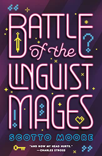 Battle of the Linguist Mages (English Edition)