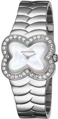 Pierre Cardin Pétales - Reloj de cuarzo para mujer
