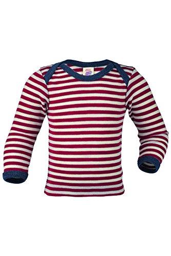 Engel, baby onderhemd/poothemd lange mouwen, 100% kbT wol