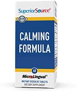 Calming Formula Superior Source 60 Sublingual Tablet