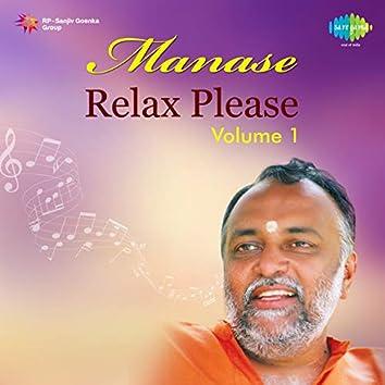 Manase Relax Please, Vol. 1