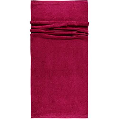 Vossen Handtücher Calypso Feeling Cranberry - 377 Saunatuch 80x200 cm