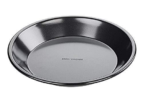 Tala 10A10681 Non Stick 23 cm Pie Dish, Black