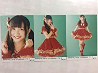 NMB48 薮下柊 写真 B.L.T.2015 12 GREEN 3枚 N-1095