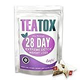 Catfit Detox Tea Herbal Tea Teatox , 28 Days...