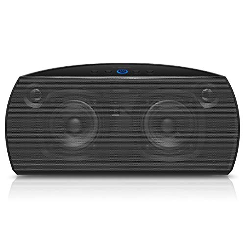 Yoyamo Premium Stereo Bluetooth 4.0 Speaker with Protective Carrying...