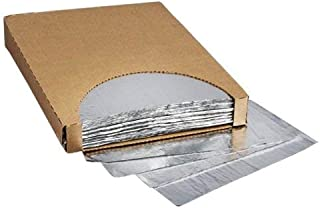 Deli Square (12 x 12) - Wax Paper - Wrap Sandwiched/Tissue -1000 Sheets (NewsPrint Paper)