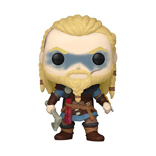 Funko 51967 POP Games: Assassins Creed Valhalla- Eivor