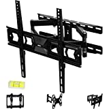 MOUNTY Support Mural inclinable pour TV Charge Max 100 kg jusqu'à 55' VESA 600 x 400...