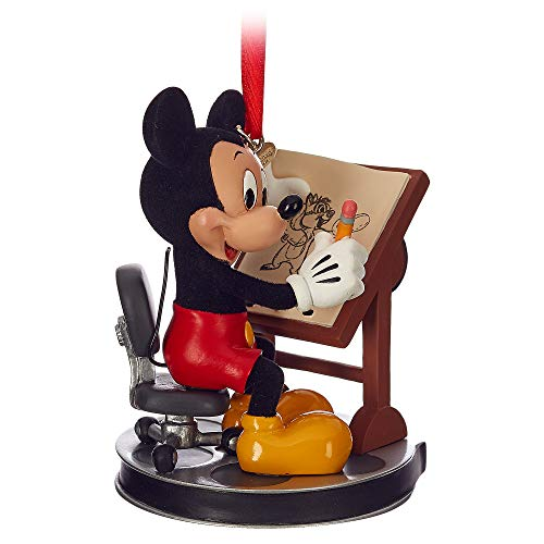Disney Mickey Mouse Animator Sketchbook Ornament