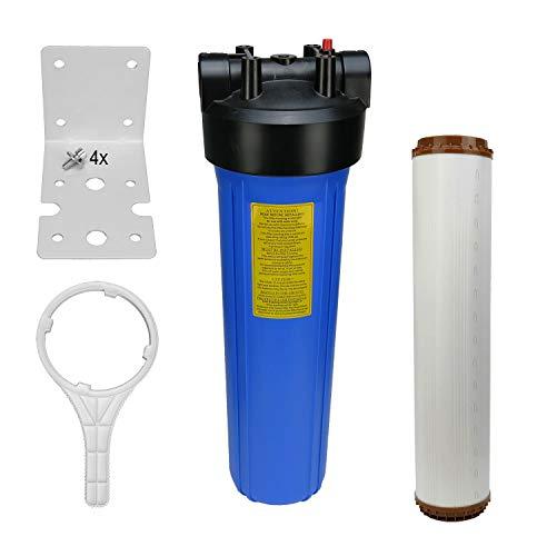 Hauswasserfilter Gehäuse 20