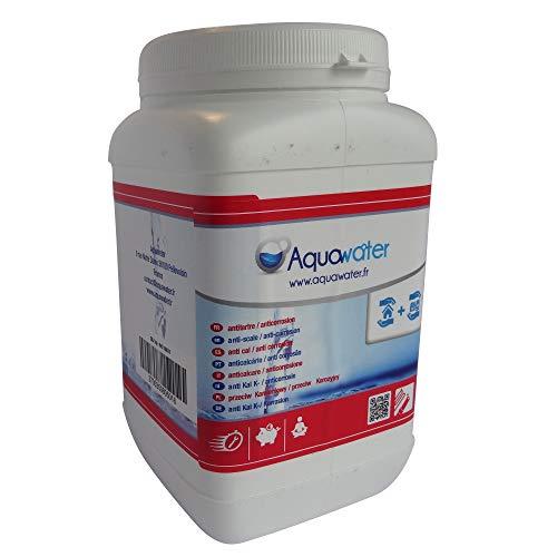 AQUAWATER 105017 – Recarga antisarro y anticorrosión silicofosfato – 1KG