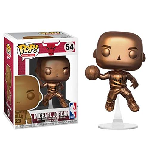 KYYT Funko NBA: Chicago Bulls #54 Michael Jordan (Golden) Pop! Chibi