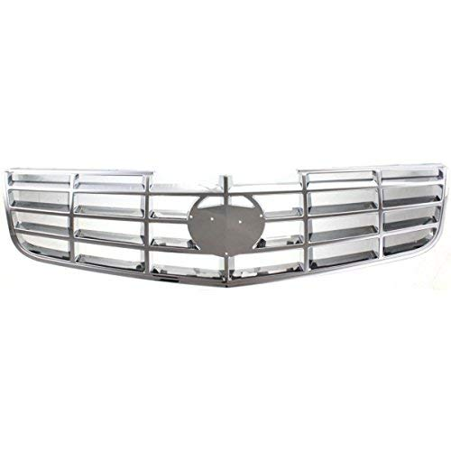 OE Replacement Cadillac DTS Grille Assembly (Partslink Number GM1200594)