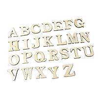 Abbraccia 小さな木製の手紙装飾的な手紙木製のアルファベット木製の手紙