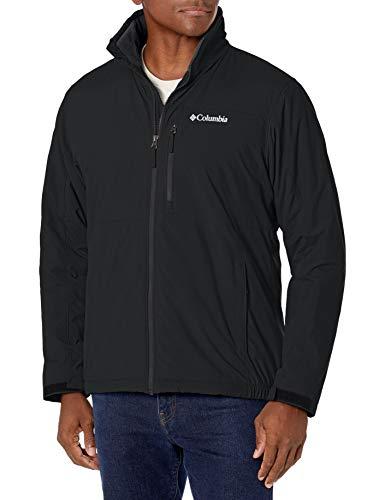 Columbia Men's Northern Utilizer Jacket, Black, X-Large