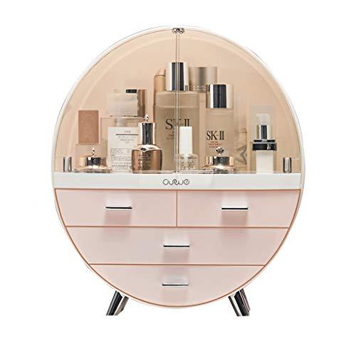 SAP- Cosmetische opbergdoos Home HIPS+PC Desktop Grote Capaciteit Cosmetische opbergdoos Ruimtebesparend