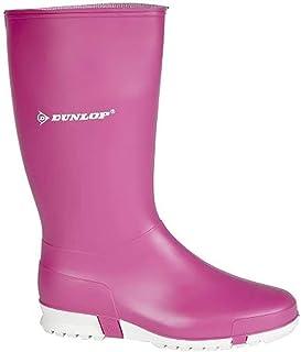Dunlop Ladies & Junior SPORT' Wellington UK sizes 12,13,1,2,3,4,5,6,7,8,