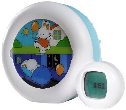 Claessens' Kids Kid'Sleep Moon Nightlight, White/Blue, Garden, Maison, Jardin, Pelouse, La maintenance