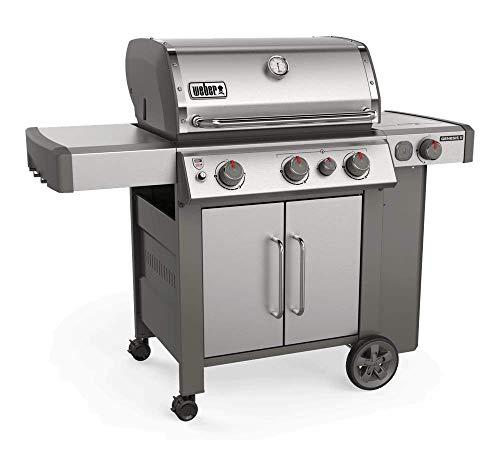 Weber Barbecue a Gas Genesis® II SP-335 GBS Gas Grill BBQ da Esterno Giardino terrazza