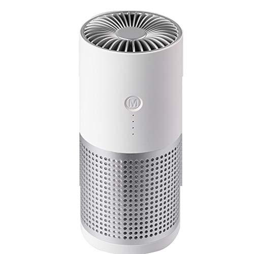 YZQ Filtro HEPA Real y tecnología silenciosa HEPA, purificador de Aire para automóvil, Dormitorio Adecuado, Oficina, automóvil