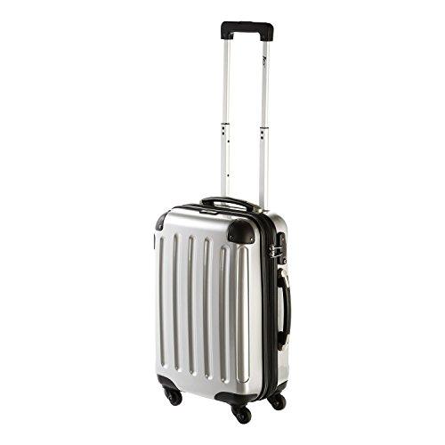 IMEX Luggage Set Silver Silver Boarding Size