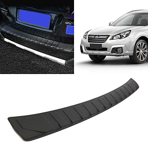 Toryea Rear Bumper Protector Sill Plate for 2015 2016 2017 2018 2019 Subaru Outback