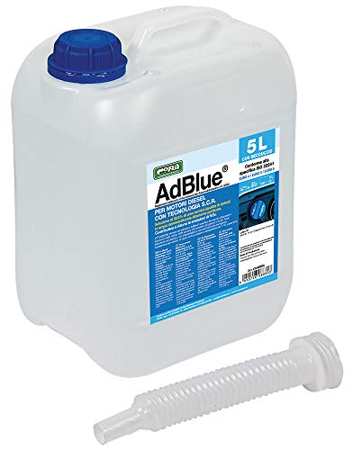 CORA COADB5L AdBlue ISO 22241 Kanister 5 l mit Ausgießer