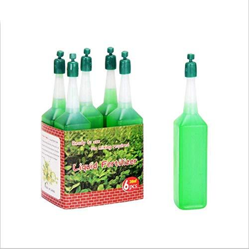 WJCY solución nutritiva para Plantas hidropónicas, Vigor de raíz de recuperación, Fertilizante líquido hidropónico, nutrientes Vegetales para Bricolaje, Fertilizante líquido para Flores. (Pcs)