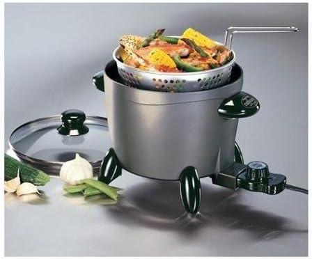 Presto 6003 6 Qt. Options steamer 期間限定送料無料 大決算セール Multi-cooker