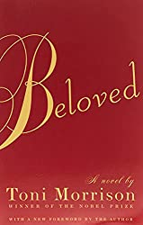 Cover of Toni Morrison's Beloved.